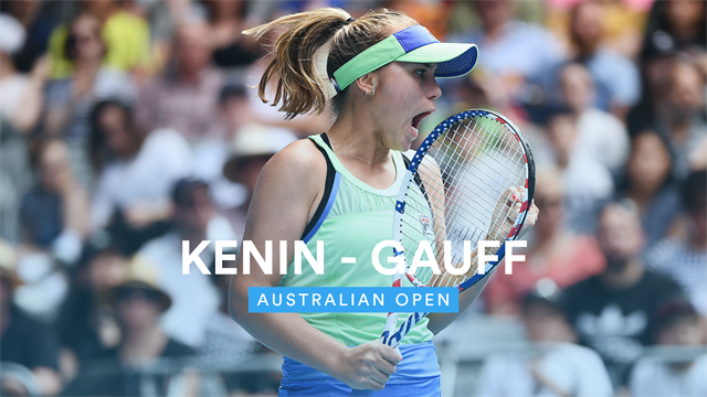 Open de Australia 2020: Kenin-Gauff, vídeo resumen del partido