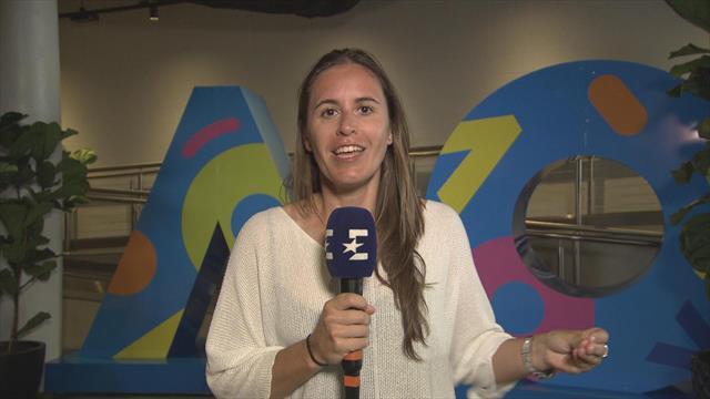 Open de Australia 2020, Anabel Medina analiza el Muguruza-Bertens: La mejor Garbiñe ante una roca