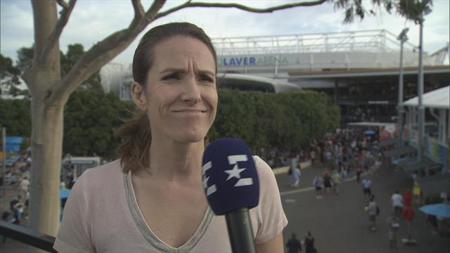 """Henin: """"The first Grand Slam of the year is always fantastic"""""""