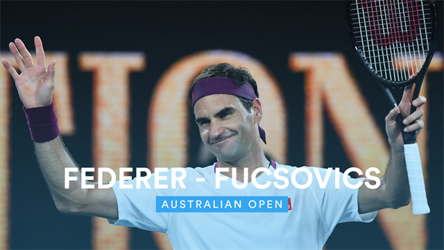 Highlights: Federer fights back to blow Fucsovics away