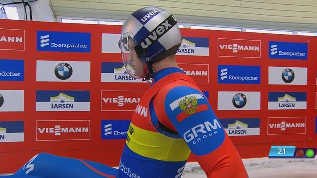 Репилов стал вторым в Сигулде и выиграл спринтерский зачет Кубка мира