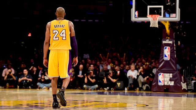 Así fue el último partido de Kobe Bryant con los Lakers: 60 puntos para la retirada perfecta