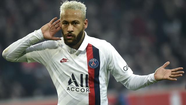Malgré les doutes de Tuchel, Neymar devrait tenir sa place à Dortmund