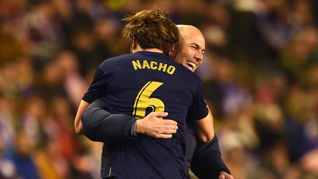 """Résultat de recherche d'images pour """"Valladolid 0:1 Real Madrid"""""""