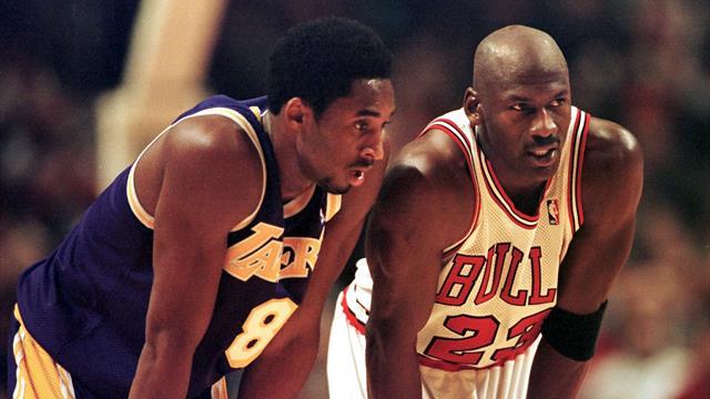 Tributul adus de Michael Jordan lui Kobe Bryant