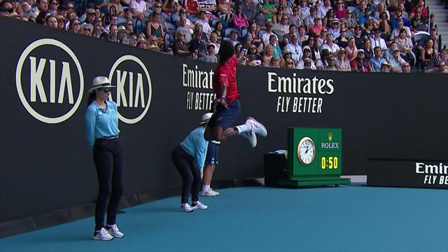 Australian Open | Monfils tot het uiterste gedwongen door Thiem