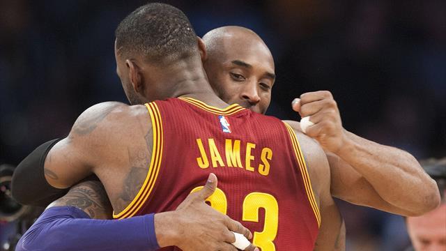 LeBron James, devastat de moartea lui Kobe Bryant. Mesajul de adio postat de starul lui Lakers