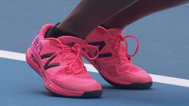 'Mamba Mentality' – Coco Gauff hails Kobe Bryant during doubles match