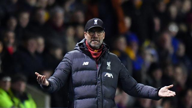 Liverpool slash ticket prices for Shrewsbury Town FA Cup replay