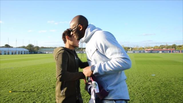 BASKETBALL : NBA - Décès de Kobe Bryant - Quand la légende de la NBA rendait visite au PSG en 2017