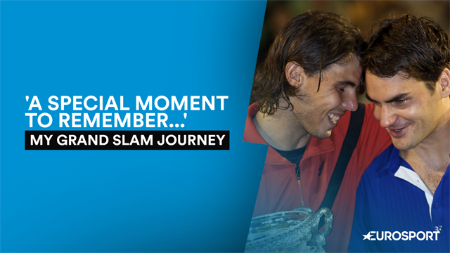 Nadal on epic Australian Open matches - My Grand Slam Journey