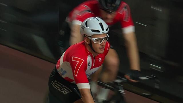 Hester/Wulff pulverisieren Konkurrenz im Madison Time Trial