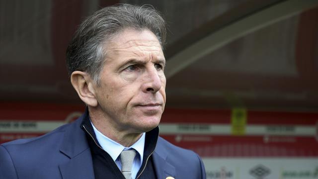 """Puel : """"L'objectif de Saint-Etienne, c'est la Ligue des champions"""""""