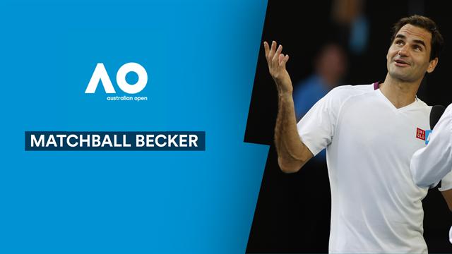 """""""Der große Houdini!"""" Das sagt Becker zum Federer-Hammer"""