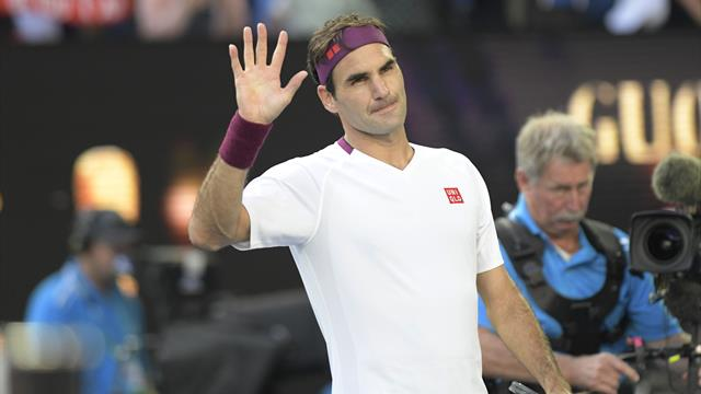 Miraculeux Federer !