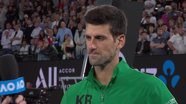 Djokovic tok seg videre til semifinale – hedret Bryant