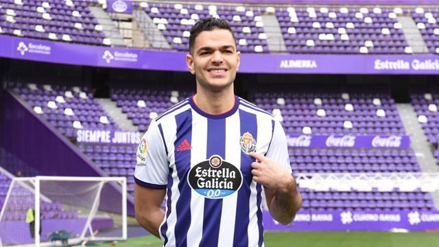 12 minutes de jeu et même plus dans le groupe : le faux-départ de Ben Arfa à Valladolid