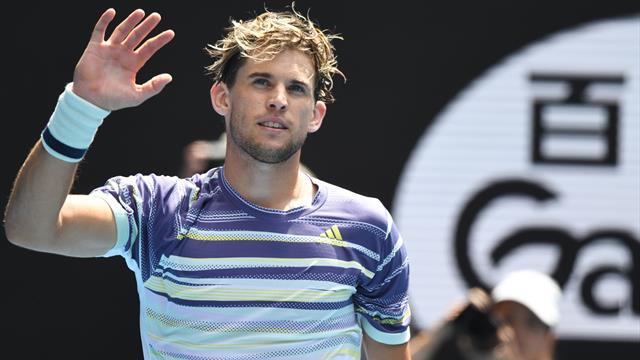"""Thiem vor Viertelfinal-Kracher gegen Nadal: """"Das ist der Schlüssel zum Erfolg"""""""