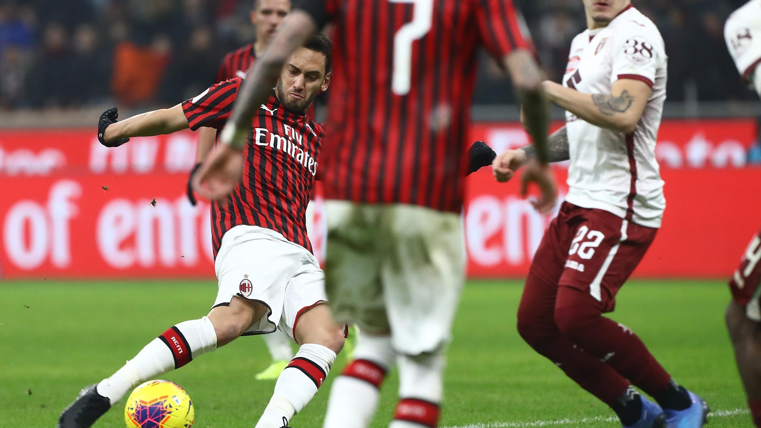 Milan Torino In Diretta Tv E Live Streaming Eurosport