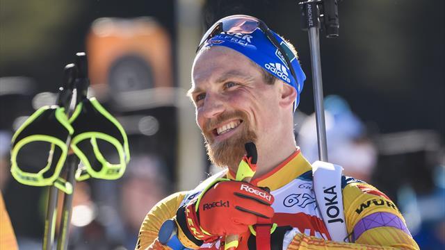 Norm nicht erfüllt: Lesser dennoch für Biathlon-WM nominiert