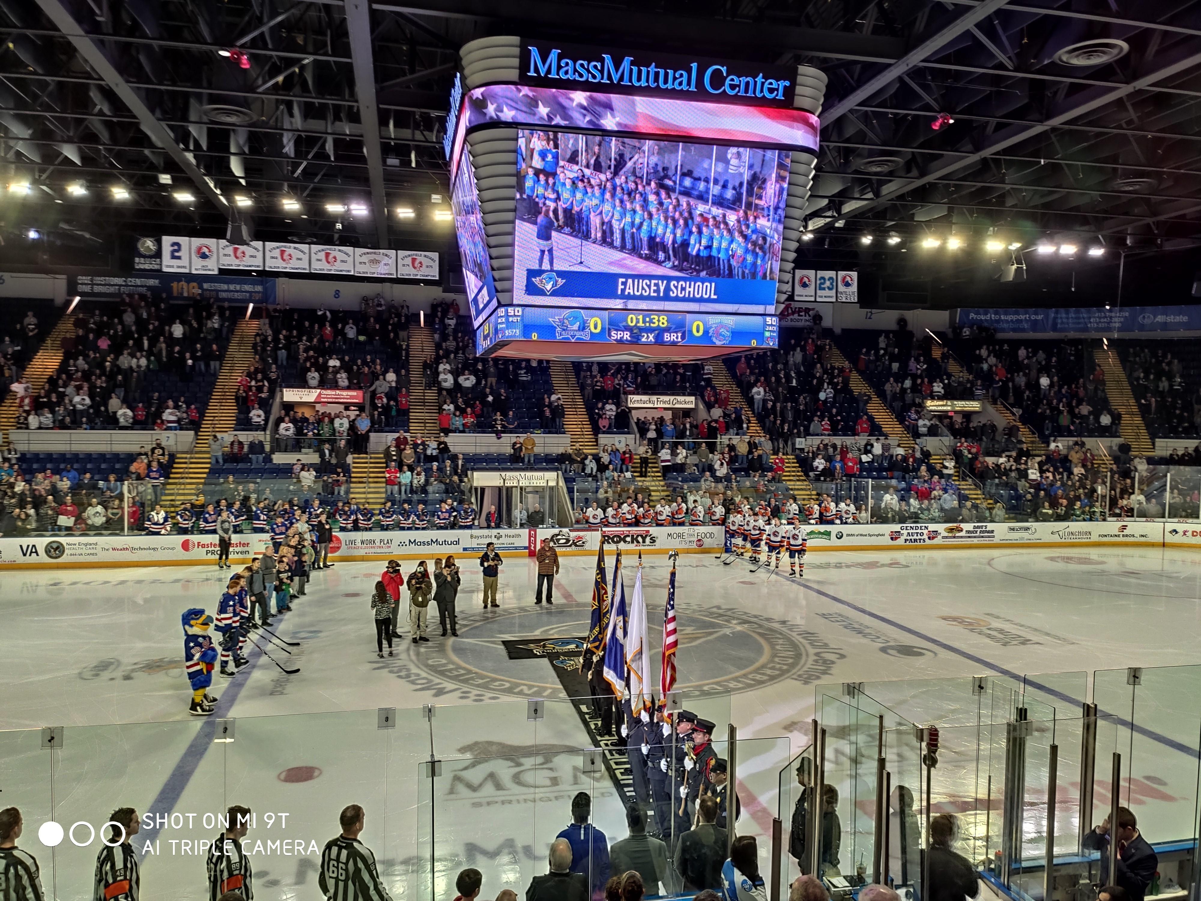 Hockey Springfield