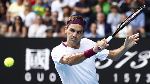 Das ist Ballgefühl! Federer und Co. mit ganz feinem Händchen am Netz