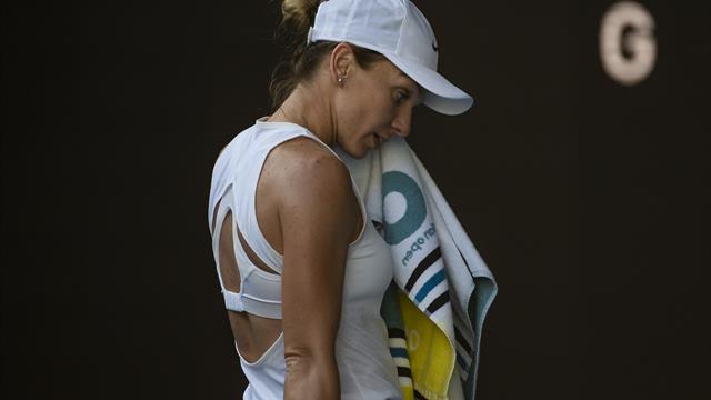 Simona Halep a recunosut ce i-a transmis Darren Cahill, după semifinala pierdută la Australian Open