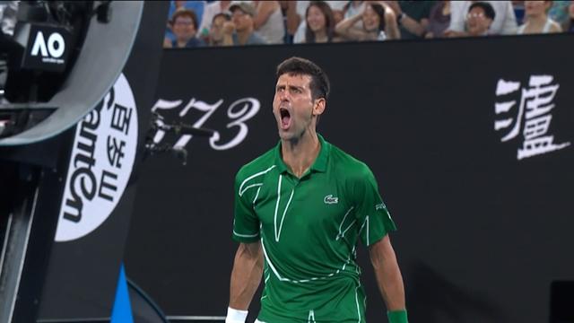 Djokovic klar for finale: Overlegen mot Federer