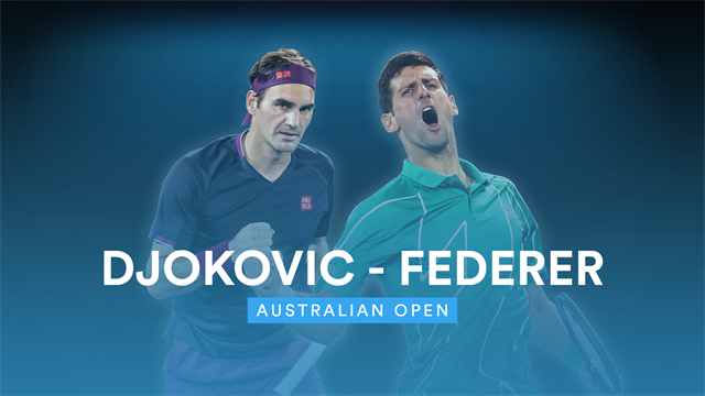 Open de Australia 2020: Djokovic-Federer, vídeo resumen del partido