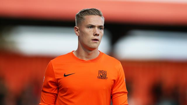 Done deal for Man Utd as England youth keeper Bishop signs up