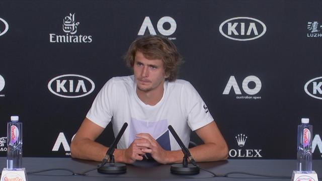 Zverev keeps promise, donates A$50,000 to bushfire relief