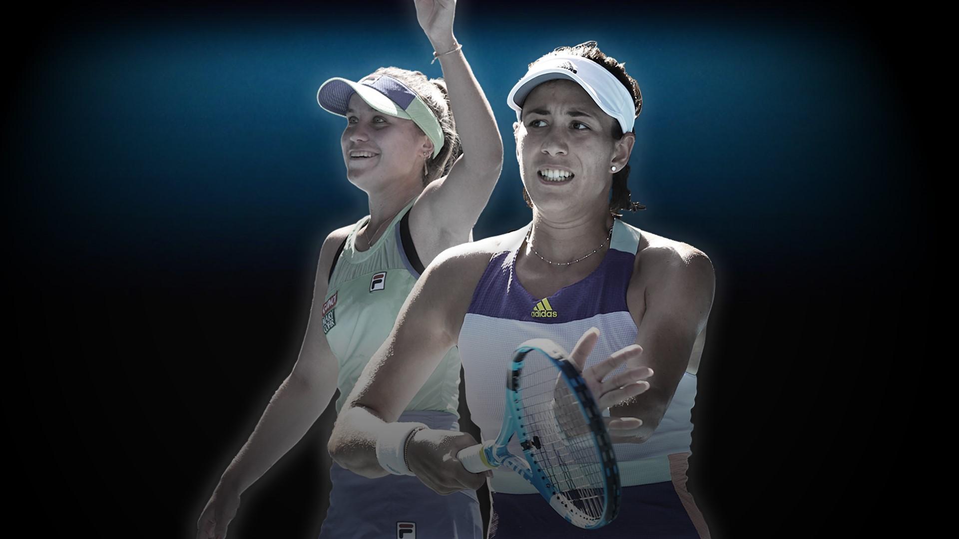 Garbine Muguruza Sofia Kenin | Tennis | ESP Player Feature