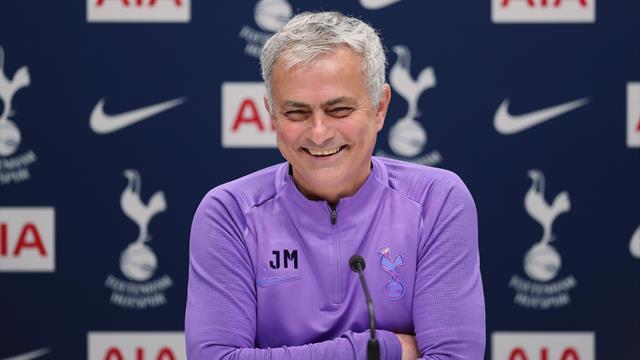 Mourinho n'aurait pas dû s'endormir chez le coiffeur...
