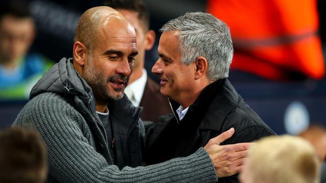 """""""Peut-être que nous sommes plus vieux"""" : Pourquoi Guardiola et Mourinho ne se chamaillent plus"""