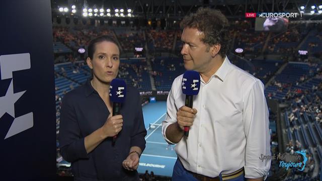 """Henin : """"En tennis féminin, on a beaucoup d'ingrédients pour se régaler"""""""