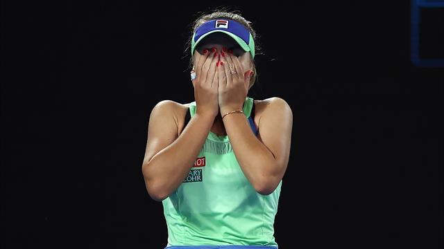 Discursul impresionant al Sofiei Kenin, după câștigarea primului său titlu de Grand Slam