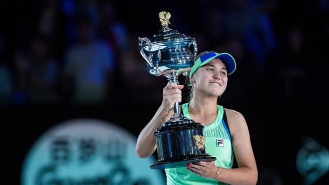 Australian Open 2020 | Ins & Outs Finale Kenin - Muguruza