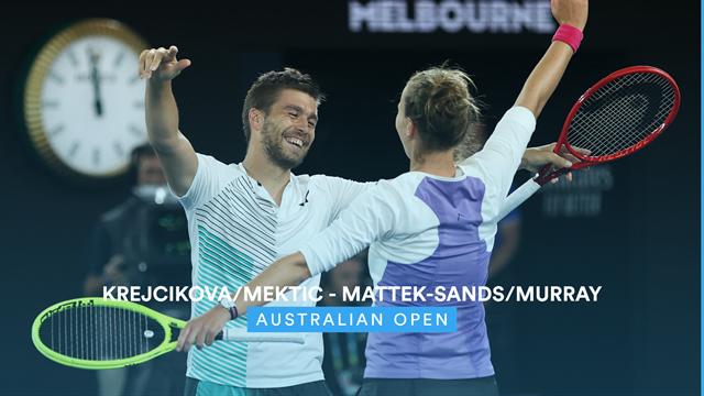 Australian Open| Mektic & Krejcikova Winnen Gemengd Dubbel-toernooi