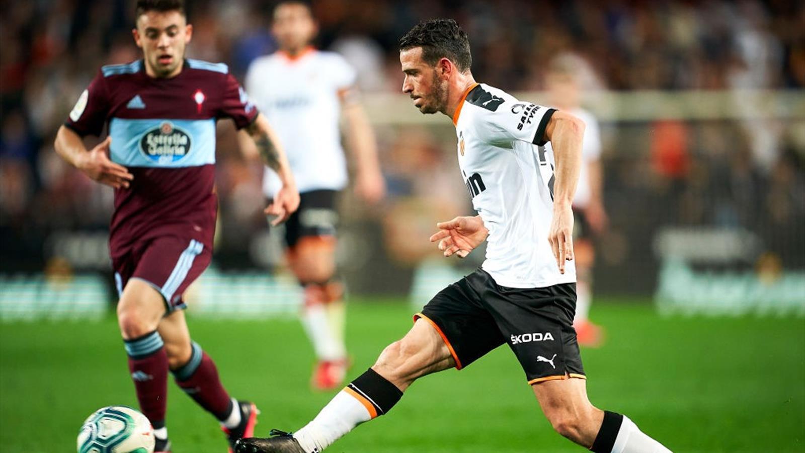 Valencia-Celta Vigo 1-0: esordio per Florenzi, decide il gol di Soler
