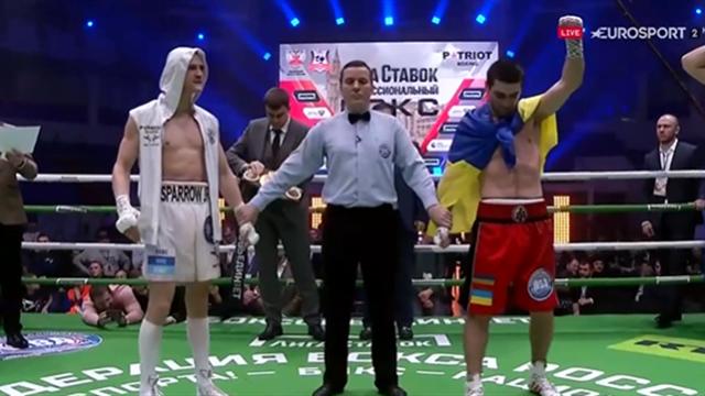 Boxeo, Vorovieb-Chukhadzhyan: El ucraniano reina en Kaliningrado