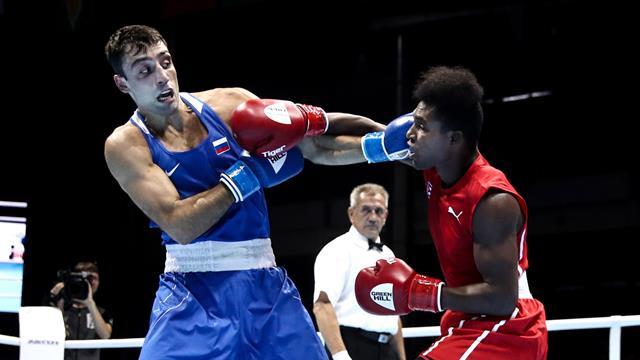 Baza: чемпион России по боксу сломал нос росгвардейцу после того, как у него нашли наркотики