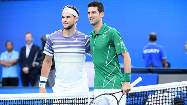 Australian Open LIVE - Day 14 updates as Djokovic faces Thiem in the men's final