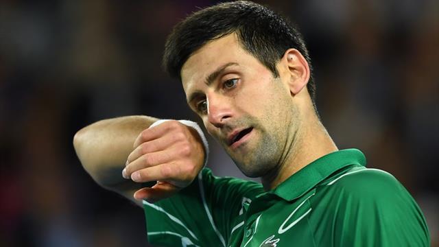 Amenda pe care riscă s-o primească Djokovic după incidentul din finala Australian Open
