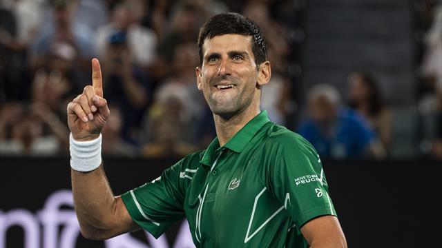 Historisk etter sin åttende Australian Open-triumf