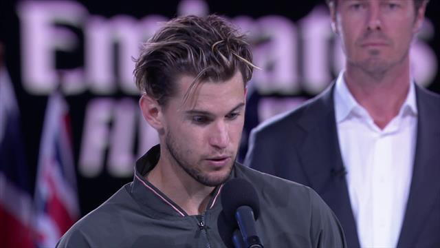Dominic Thiem, declarație extraordinară după finala pierdută. Cum l-a descris austriacul pe Djokovic