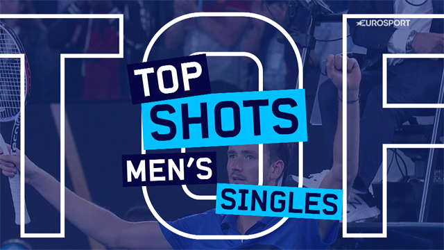 Australian Open| Top 10 punten enkelspel mannen