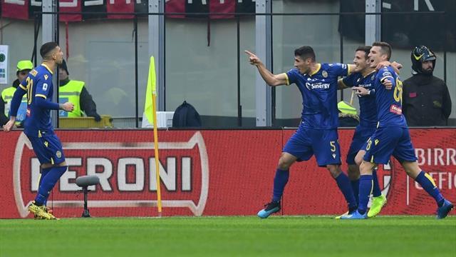 Le pagelle di Milan-Verona 1-1 - Serie A 2019-2020 ...