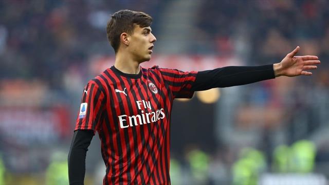 A treia generație a familiei Maldini care joacă pentru AC Milan! Daniel a debutat astăzi pe San Siro