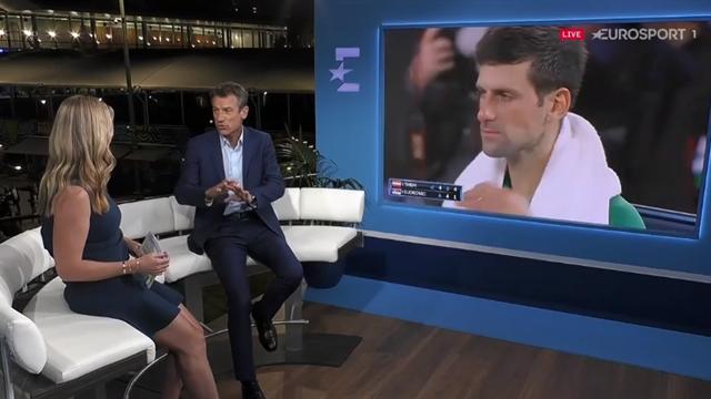 Mats Wilander - Novak Djokovic is too smart and too consistent