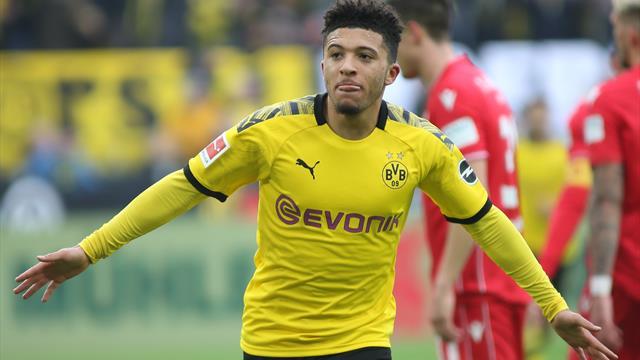 Chelsea fans react as Sancho looks set to leave Dortmund